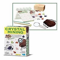 Crystal Mining Kit by Toysmith