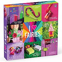 Craft-tastic I Love Fairies Kit