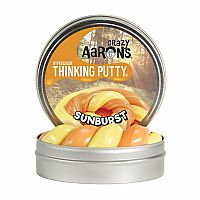 Crazy Aaron's Thinking Putty- Sunburst