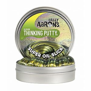 Crazy Aaron's Thinking Putty- Super Oil Slick