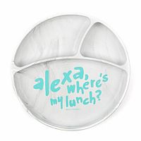 Wonder Plate- Alexa Where's My Lunch