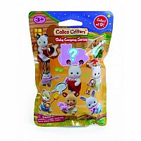 Calico Critters Blind Bag- Baby Camping Series