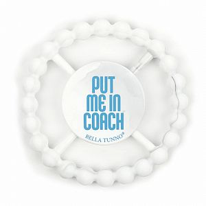 Happy Teether- Put Me In Coach