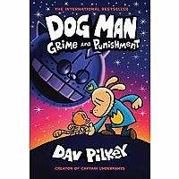 Dog Man: Grime and Punishment (Dog Man #9)