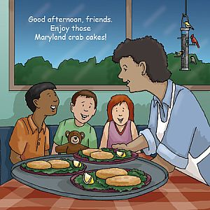 Good Night Maryland Board Book