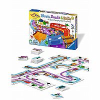 Rivers, Roads, & Rails by Ravensburger