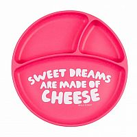 Wonder Plate- Sweet Dreams Are Made of Cheese
