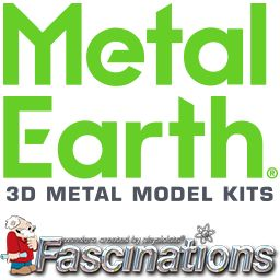 Fascinations - Metal Earth