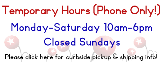 Store Hours May 2020