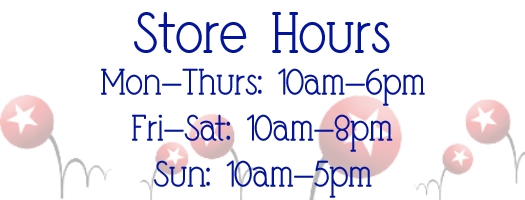 Store Hours Fall 2020