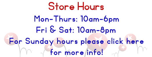 Store Hours July 2020