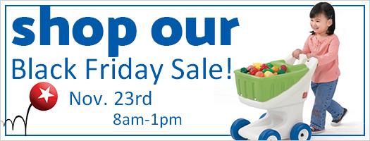 1 Shop our Black Friday Sale